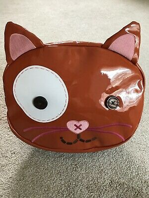 Gymboree Cat Backpack Bag New With Tags Button Eyes Gymboree New