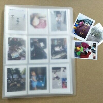 288 PVC Photo Book Album for Fuji Instax Mini 7s 8 9 25 50s 3'' Films Name#wdh