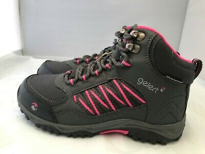 8fcecd9f820 GELERT HORIZON MID Waterproof Ladies Walking Boots Size 4 uk (euro ...