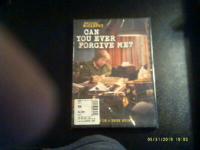 Can You Ever Forgive Me Melissa McCarthy Marielle Heller R DVD Comedy TOP SELLER