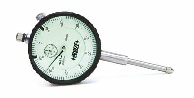 INSIZE 2310-20A Dial Indicator, 20 mm, Graduation 0.01 mm, Lug Back
