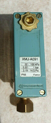 telemecanique XMJ-A091, Pressure Switch -0,22 - 1 bar