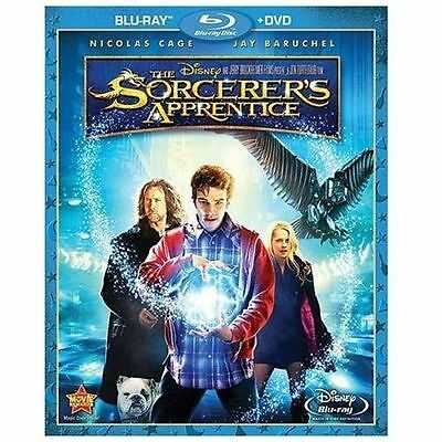 The Sorcerer's Apprentice (Two-Disc Blu-ray / DVD Combo) Nicolas Cage, Jay Baru