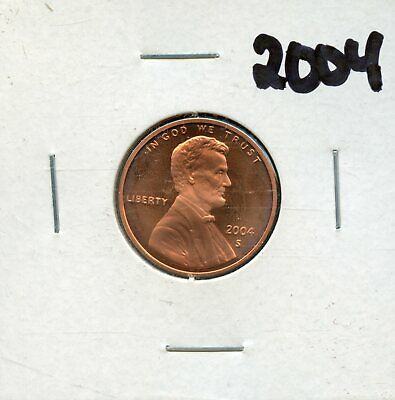 2004-S 1c Proof United States Lincoln Memorial Cent BH731