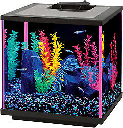 20 GALLON STARPHIRE ULTRA-CLEAR Glass Cube Aquarium