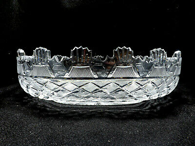 Waterford Crystal Heritage Collection Kennedy Groß Oval Mittelstück Schale, 14