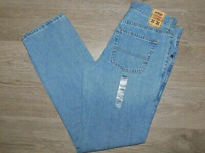 URBAN PIPELINE Jeans Regular Fit Straight Leg Classic Waist Light Stonewash Blue