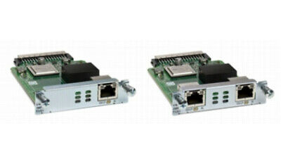 Cisco NIM-2BRI-NT/TE= voice network module BRI