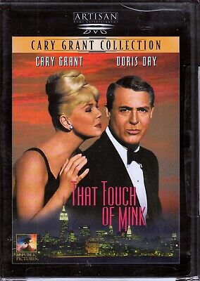 That Touch of Mink 1962 (DVD, 2001 Cary Grant Collection) Doris Day NEW! SEALED!
