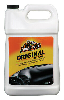 Armor All  Original  Leather  Protectant  1 gal. Bottle