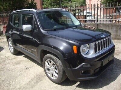 Jeep renegade 1400 mair limited my17 navi pelle pdc ant&post