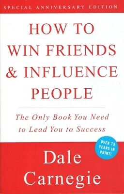 How to Win Friends and Influence People by Dale Carnegie (ePUB/ PDF)
