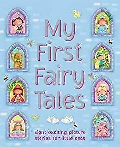 My First Fairy Tales, Baxter, Nicola, Used; Acceptable Book