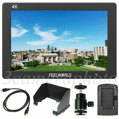 "Feelworld T7 4K 1920x1200 Camera Field Video Monitor 7"" IPS for DSLR Canon Sony"