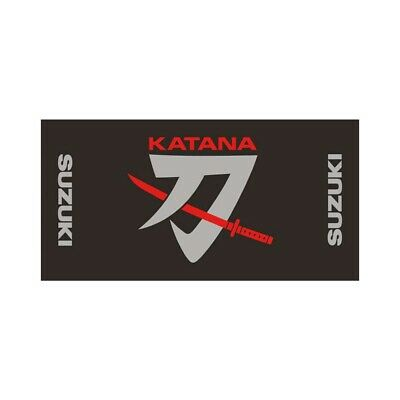 Suzuki Genuine Accessory - GSX-S1000 Katana Showroom Workshop Garage Mat/Rug - 9