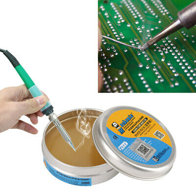 MCN-UV50 Paste Flux Mechanic Soldering Tin Flux Electric Soldering Iron
