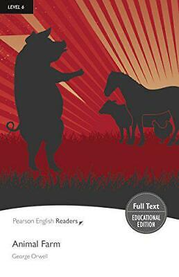 Niveau 6: Animal Ferme (Pearson English Graded Readers) par ,Nouveau Livre