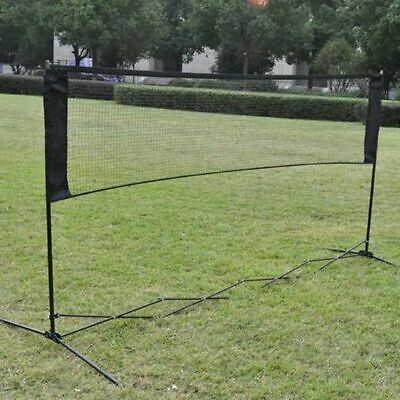 5.9M*0.79M Badminton Net Indoor Outdoor Sports Volleyball Portable Tennis Square