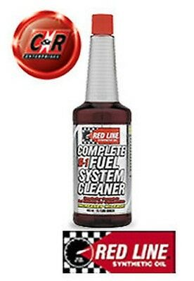 Red Line SI-1 Fuel System & Fuel Injector Cleaner SI1