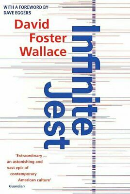 Infinite Jest, Paperback by Wallace, David Foster, ISBN-13 9780349121086 Free...