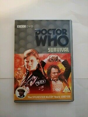 Doctor Who: Survival 7th Doctor BBC DVD