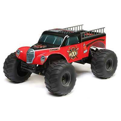 Electrix RC Voiture Axe Rtr 1:10 2wd Monster Truck Camion Monstre