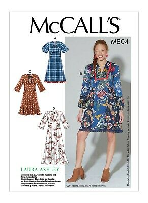 McCalls Pattern 7361 Top with pleat side detail Size 6-14 or 14-22 New