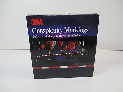 3M K3 Kit Conspicuity Markings Reflective Markings Safety Tape 48 Feet