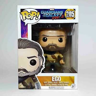 Funko Pop! Vinyl Figure Marvel Guardians of the Galaxy Vol. 2 #205 Ego FUN12777