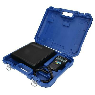 Digital Refrigerant Charging Scale 220Ibs RCS-7040 Portable Electronic Scale