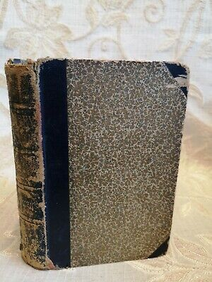 Antique Book Of Dombey And Son, By Charles Dickens - 1897