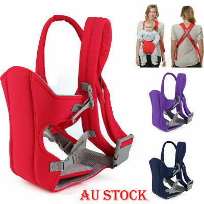 AU Baby Carrier Waist Hip Seat Wrap Belt Sling Backpack Kids Toddler Newborn