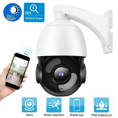 255 pcs Telecamera IP Camera Esterno 30X Zoom 2MPX HD Wifi Wireless IR PTZ  Dome