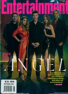 Entertainment Weekly - ANGEL