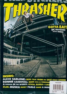 Thrasher - July Issue