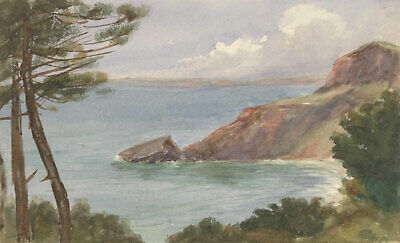 A Collection of Three Late 19th Century Watercolours - English Landscapes