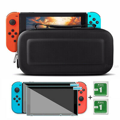 Portable Hard Shell EVA Carrying Bag Case for Nitendo Switch Console Accessories