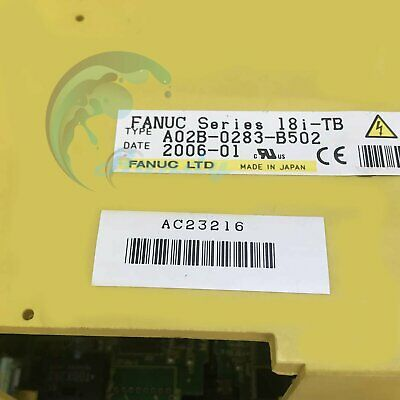 1PCS FANUC A02B-0283-B502 A02B0283B502 NEW IN BOX one year warranty