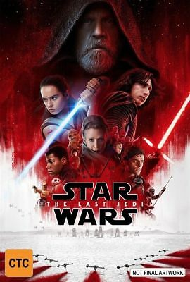 The Star Wars - Last Jedi (2018)