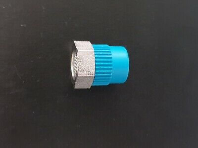 """Swagelok 316 Stainless Steel vent protector NPT 1/8"""" (SS-MD-2)"""