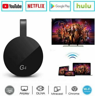 HDMI Chromecast 4rd Generation for Android iOS Media Video Streamer Player(NEW)