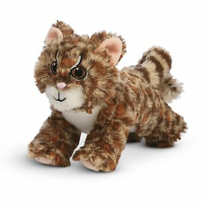 NIP ~ American Girl Margay Cat Plush ~  Lea Clark's Pet Animal Kitten Tenney Kit