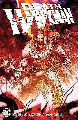 Death Of Hawkman TP by Andreyko, Marc, NEW Book, FREE & Fast Delivery, (Paperbac