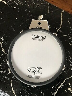 Roland PD-85 Dual Zone Mesh Head Electronic V Drum