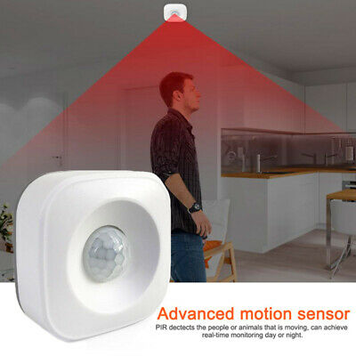Wireless Wifi Smart Home Pir Motion Detector Sensor Detector Compatible Alexa