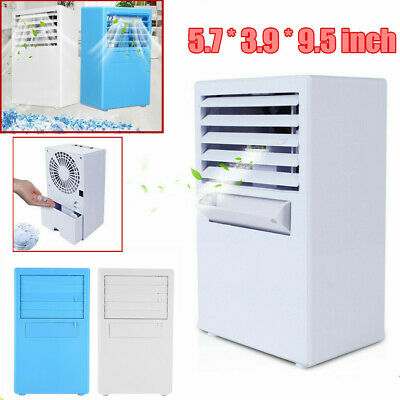 NEW Portable Mini Air Conditioner Cool Cooling For Bedroom Artic Cooler Fan