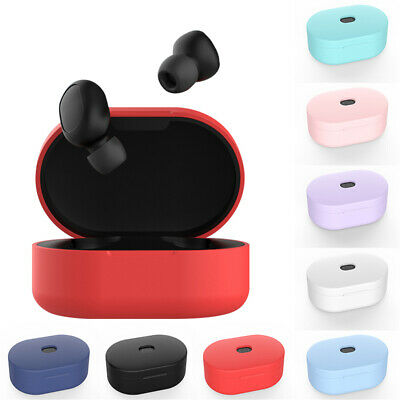 Silicone Protective Cover Case for Xiaomi Redmi AirDots TWS Bluetooth Earphone A