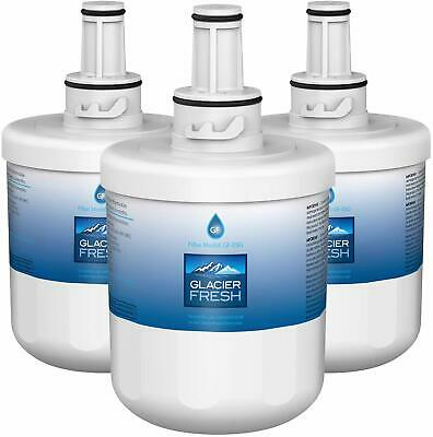 2-3 Pack Refrigerator Water Filter Replacement for Samsung Water Sentinel WSS-1