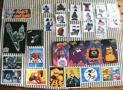 Collectible Stickers mixed lot