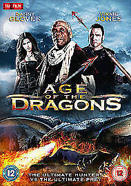 Age of the Dragons [DVD], New, DVD, FREE & Fast Delivery